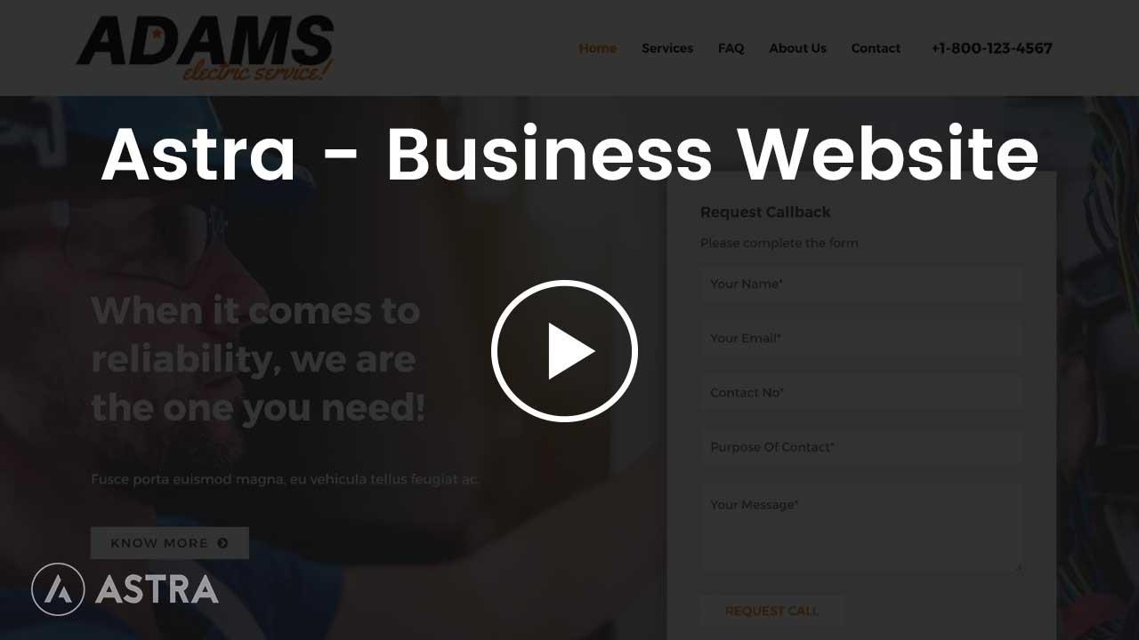 3.Astra---Business-Website