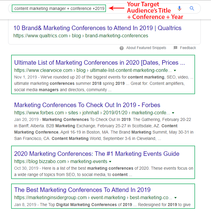 search on Google with Title keyword and related year