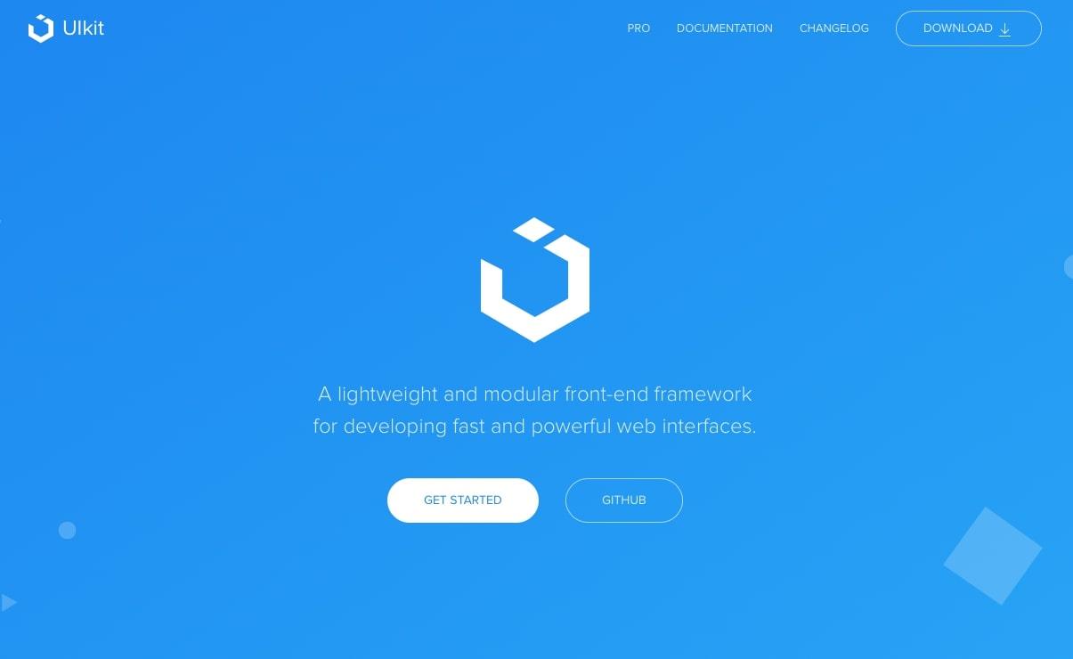 UIKit homepage
