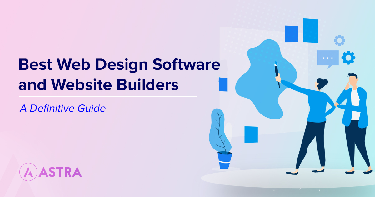 best web design and software guide banner