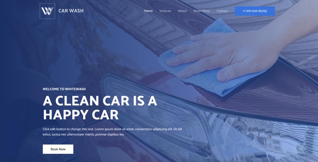 car wash astra starter site
