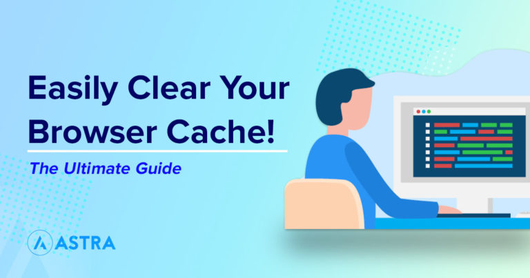 Clear browser cache featured image