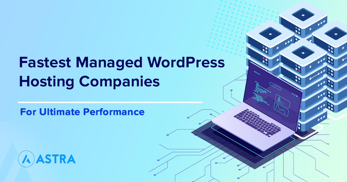 fastest managed hosting companies banner