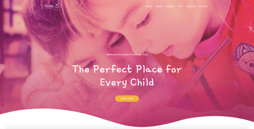 kindergarten astra starter site