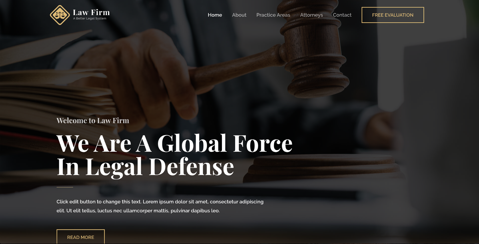 law firm astra starter site