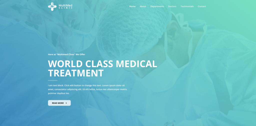 multi me clinic astra starter site