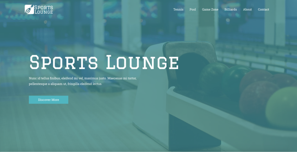 sports lounge astra starter site