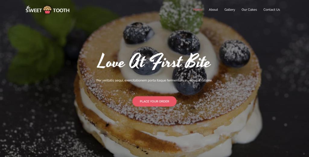 sweet shop astra starter site