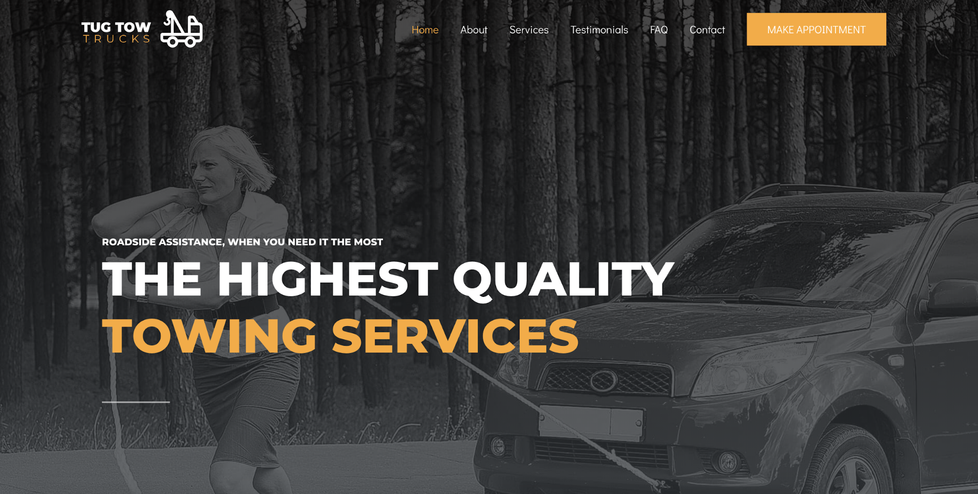 towing services astra starter site