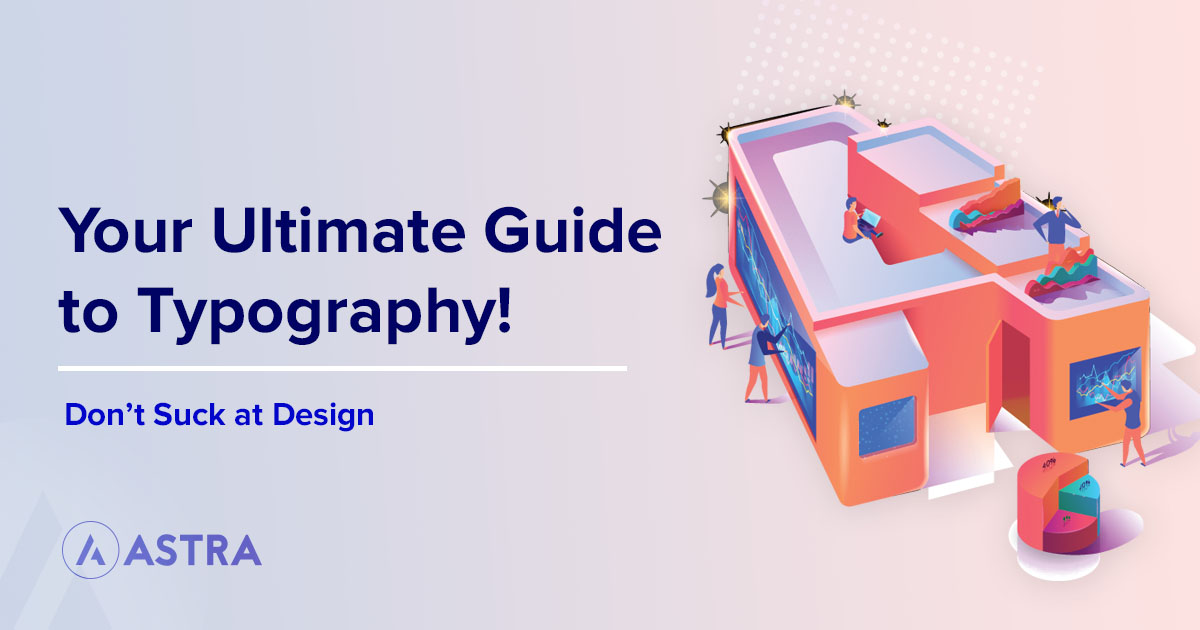 your ultimate guide to typograpy banner
