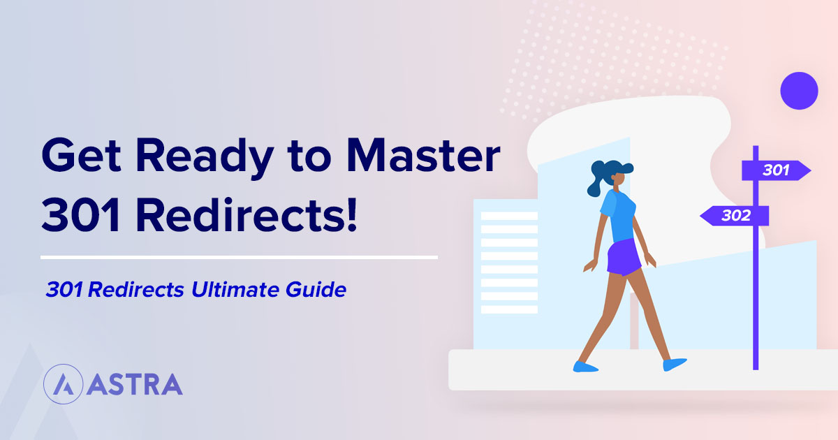 Mastering 301 redirects in WordPress Featured image